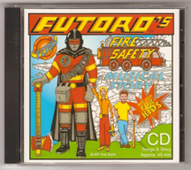 Futoro's Fire Safety Musical Story CD